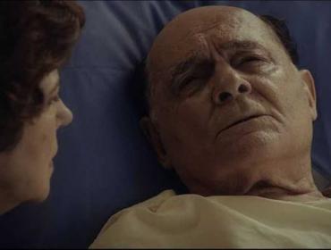 """Othon Bastos interpreta Tancredo: """"Se ele fosse vivo, o Aécio não teria chegado a esse ponto"""""""