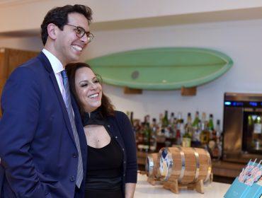 Bebel Gilberto marca presença em evento do Sofitel Ipanema que homenageou a Bossa Nova