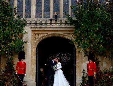 Here comes the bride: Princesa Eugenie escolhe designer inglês para o vestido de noiva