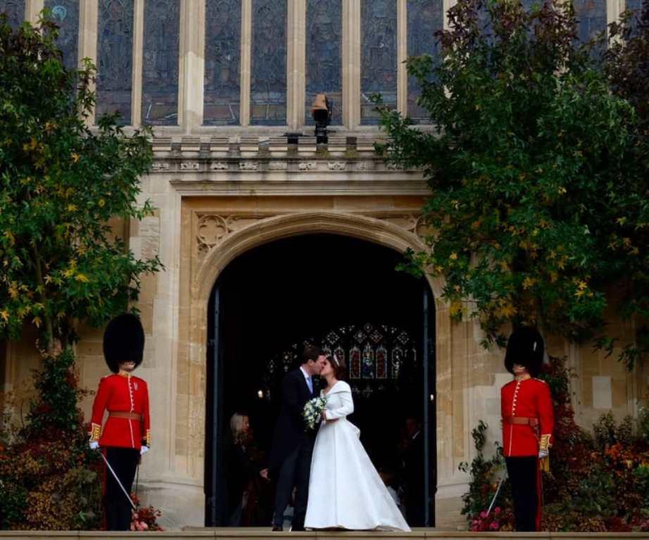 2f7de75e371 Here comes the bride  Princesa Eugenie escolhe designer inglês para ...