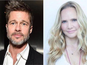 Tudo indica que novo amor de Brad Pitt é uma guru espiritual que já atendeu o Red Hot Chili Peppers