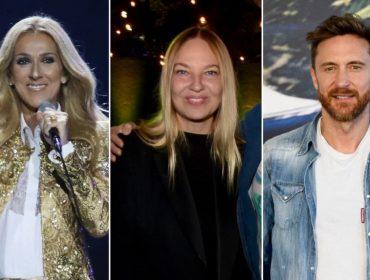 Sucesso à vista? David Guetta revela que escreveu uma música com Céline Dion e Sia