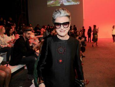 Patrícia Viera leva toque de alta-costura à semana de moda de SP