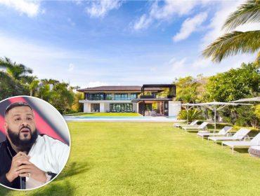 DJ Khaled compra mansão de mais de R$ 100 milhões em Miami. Veja as fotos!