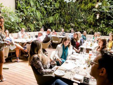 Top cerimonialistas do Rio se reuniram em almoço da Chandon no hotel Emiliano. Vem saber!