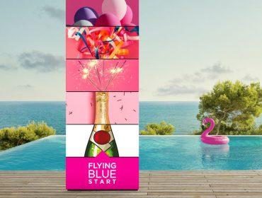 Air France-KLM apresenta novo programa Flying Blue mais simples e flexível