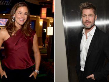Bomba! Revista australiana afirma que Jennifer Garner e Brad Pitt estão namorando