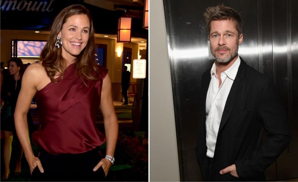 f28f2f39c Bomba! Revista australiana afirma que Jennifer Garner e Brad Pitt ...
