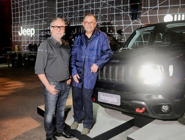 Jeep do Brasil inaugura espaço no São Paulo Fashion Week