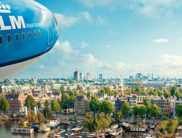KLM aterrissa em São Paulo com pop up store na Oscar Freire