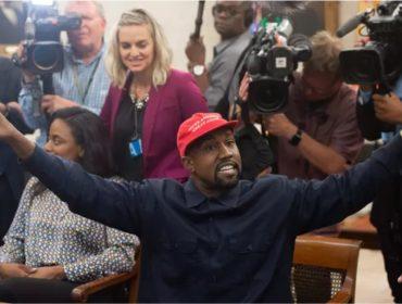 Kanye West lança linha de roupas voltada para negros de extrema-direita dos EUA. Oi?