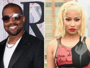 """Kanye West e Nicki Minaj lançam música empoderada sobre """"body shaming"""". Aos detalhes!"""