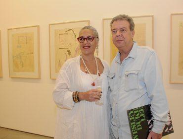 """Lançamento do livro """"Jean Harlow – A Zona: a Vida e a Morte"""", de Wesley Duke Lee, agitou a Galeria Luisa Strina"""