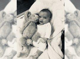 Conheça Dahlia, a filha do modelo Marlon Teixeira com a cantora australiana Cheyenne