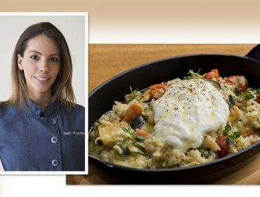 Diferentes tipos de arroz protagonizam novo spot da chef Tássia Magalhães no Itaim