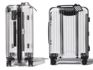 Desejo do Dia: pular o raio-x com a mala de viagem Rimowa X Off-White que acaba de chegar em SP