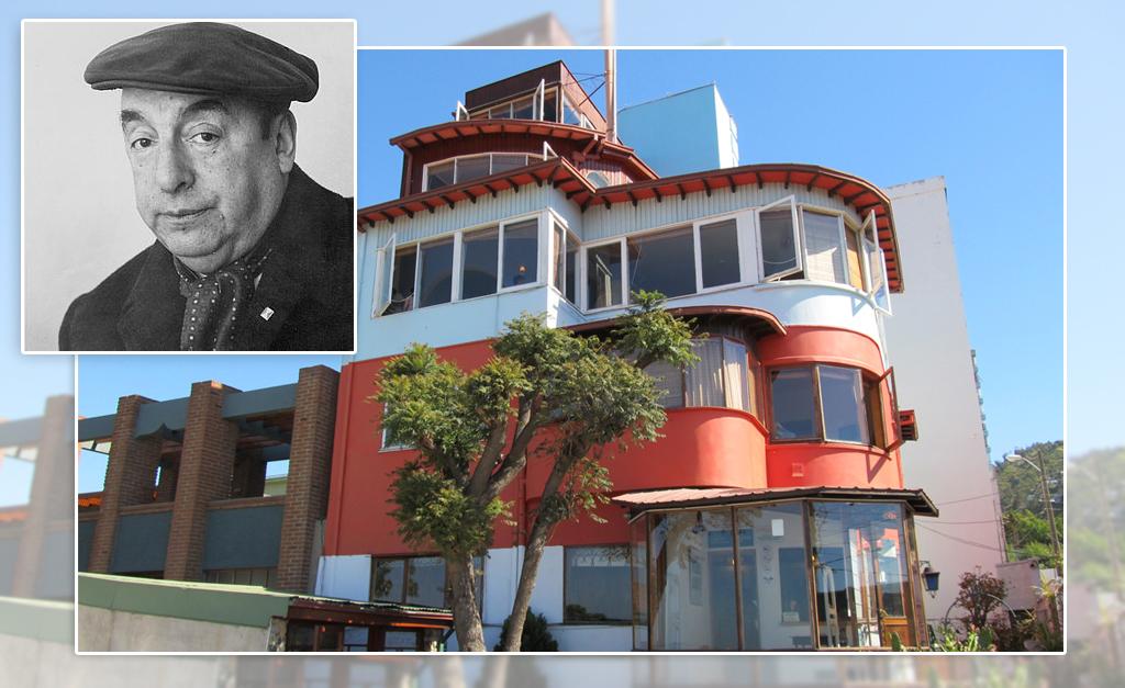 Para comemorar o Dia Nacional do Livro embarque em um tour por casas de escritores famosos 10