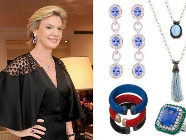 Mariana Berenguer arma encontro para lançar coleção de joias