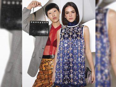 "Bruna Marquezine ""quebra"" Instagram de marca de luxo italiana… Entenda!"