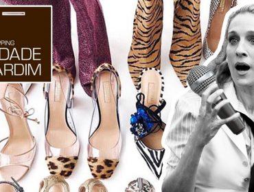 Glamurama + Shopping Cidade Jardim vão entrevistar os convidados da festa da Revista J.P. Prepare-se