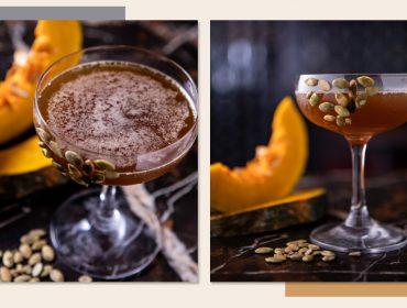"""Drink inusitado à base de abóbora é a pedida mais """"creep"""" (e interessante) deste Halloween"""