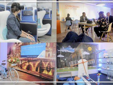 Já foi conhecer a pop up store da KLM na Oscar Freire? Aqui os detalhes!