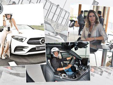 Ladies Day: Mercedes-Benz armou dia especial para as mulheres acelerarem no AMG Performance Tour