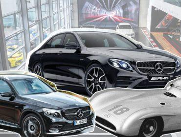 Glamurama vai acelerar com a Mercedes-Benz no AMG Performance Tour 2018