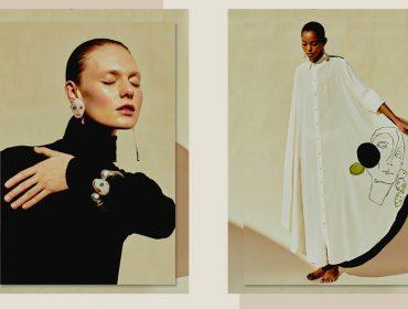 Desejo do Dia: a arte introduzida com frescor ao look do dia por Vanda Jacintho