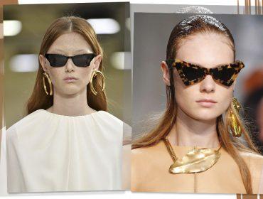 Geometria e ousadia dão o tom aos óculos de sol queridinhos da temporada