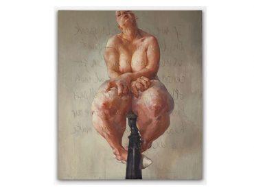 Jenny Saville é considerada a artista mulher viva mais valiosa de todos os tempos