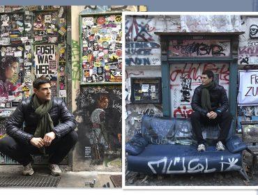 Diário de férias: Berlim pelo olhar do viajante Reynaldo Gianecchini… Siga a trilha!