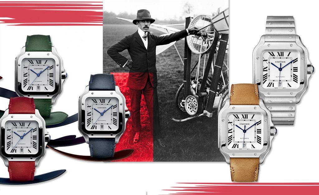76f54dd7fe4 Brasil recebe instalação do icônico relógio Cartier criado para  Santos-Dumont – Notas – Glamurama