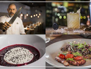 Henrique Fogaça inaugura a primeira unidade do Sal Gastronomia no Rio