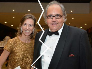 Chega ao fim casamento de Paula Brauen e José Antonio de Castro Bernardes