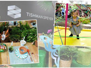 Glamuzinhos tiveram aula sobre sustentabilidade com a Tishman no Piquenique Glamurama