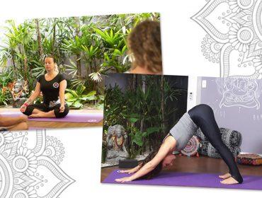 Mente e corpo alinhados: Projeto Verão Glamurama dá start com aula de yoga exclusiva. Vem!