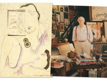 Série icônica de desenhos de Wesley Duke Lee ganha registro em livro