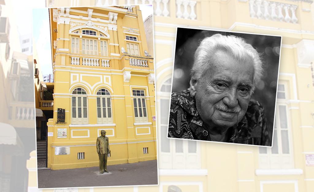 Para comemorar o Dia Nacional do Livro embarque em um tour por casas de escritores famosos 3