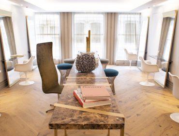 Salão de David Mallett, hairstylist das famosas em Paris, abre as portas em Nova York