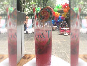 Bar G&T refresca convidados do Piquenique Glamurama com drinks especiais para a data