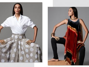 Moda autoral de Gilda Midani foca na sofisticação com a nova linha Evolve