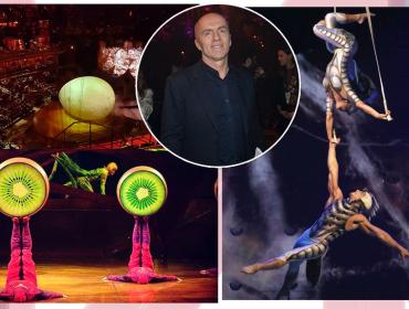 Os bastidores de show do Cirque du Soleil dirigido por brasileiros que após 10 anos chega… ao Brasil