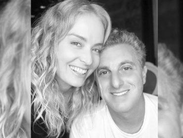 Angélica e Huck celebram aniversário de casamento nas redes sociais