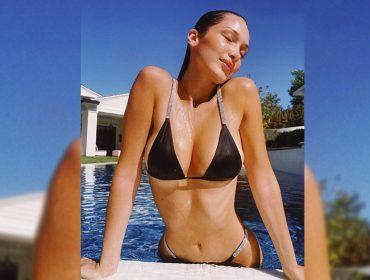 Nutricionista revela o segredo do corpo de Bella Hadid: pouco carbo, gordura boa e… pizza