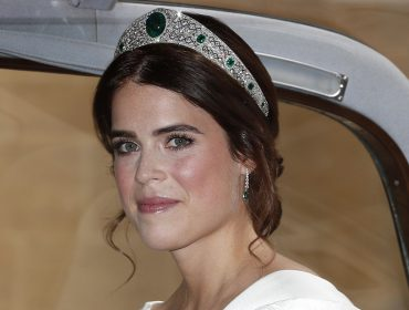 Princesa Eugenie escolheu a mesma maquiadora de Kate Middleton para o seu casamento
