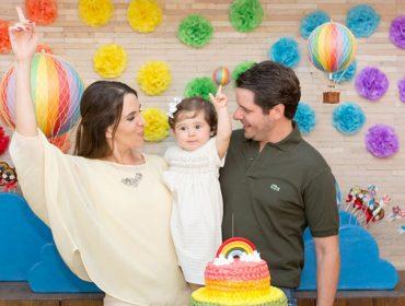 Baby boom: Nasce Luisa, a terceira neta deToninho Abdalla e Maria Eugenia Lattes