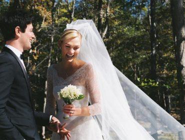 Karlie Kloss e Joshua Kushner se casam em cerimônia bucólica e reservada em Nova York