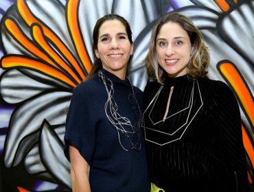 Tamara Perlman e Carmen Schivartche fazem preview da Parte/Feira de Arte Contemporânea