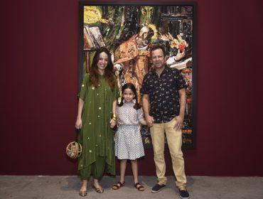 """Vik Muniz inaugura a exposição """"Imaginária"""" em prol de fundação carioca"""